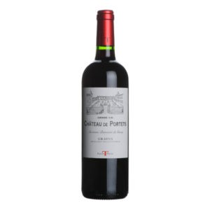 Rouge Cht Portets Grand Vin (1)